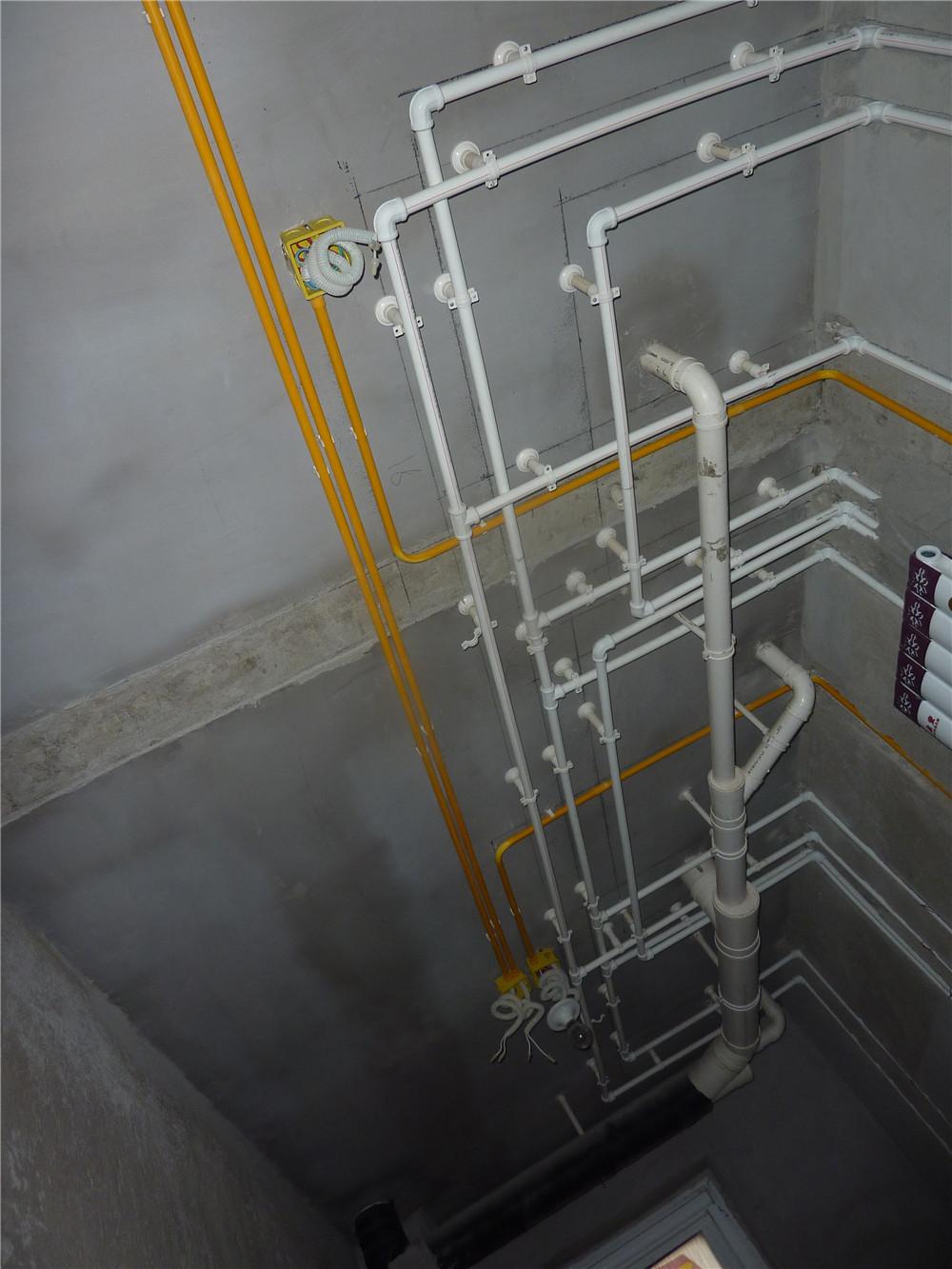 鹏发水电路 水电路标准施工工艺-鹏发建筑装饰工程()