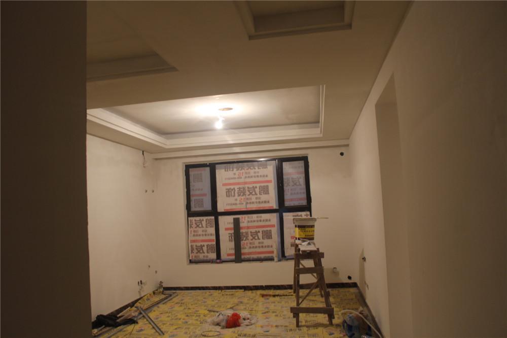 津南新城20-302水电路基础工程展示